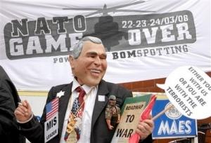 BELGIUM NATO PROTEST